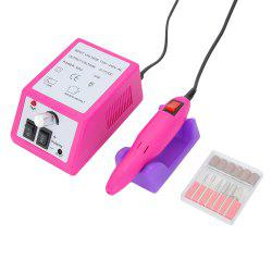 JMD - 101 Nail Manicure Pedicure Tools Files Electric Polisher Grinding Machine -