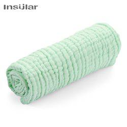 INSULAR SU5003 Baby Cotton Swaddle Blanket 6 Layers Gauze Mesh Towel -