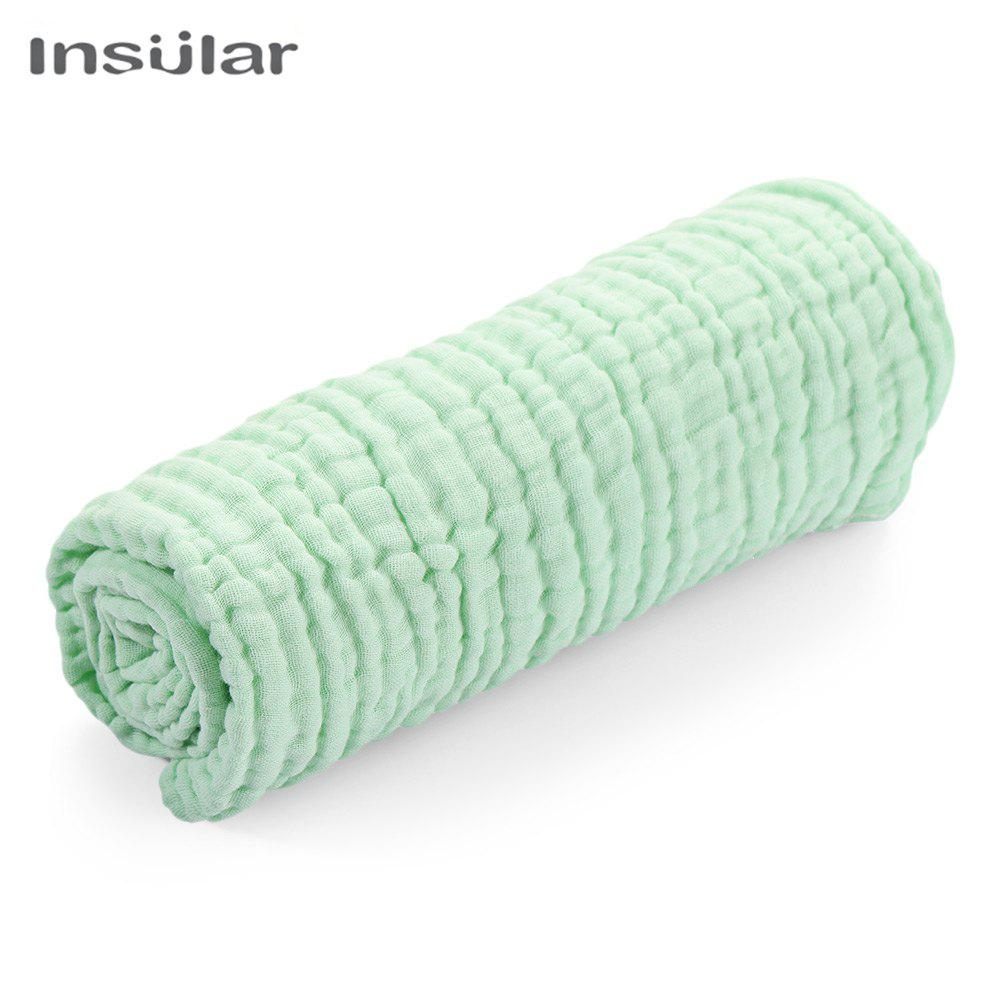 Online INSULAR SU5003 Baby Cotton Swaddle Blanket 6 Layers Gauze Mesh Towel
