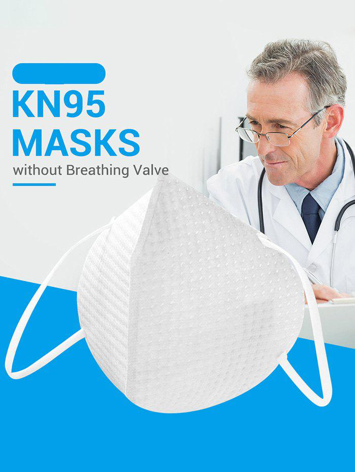 Sale 10PCS KN95 Dustproof Masks 4-layer Protection For PM2.5 Fog With FDA And CE Certification