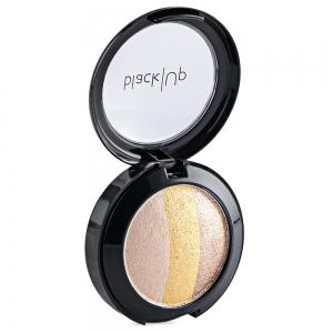 Classical Three Color Porcelain Eye Shadow -