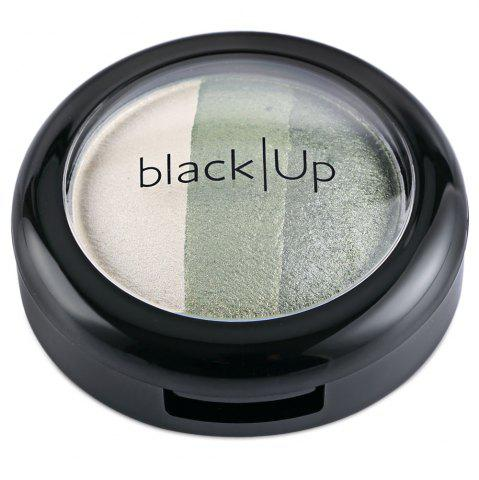 Online Classical Three Color Porcelain Eye Shadow