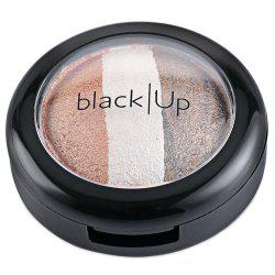 Classical Three Color Porcelain Eye Shadow - 03#