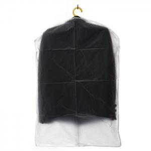 Practical Suit Clothes Dust Cover Overcoat Dustproof Supply - MILK WHITE