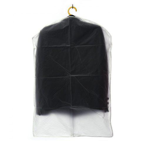 Sale Practical Suit Clothes Dust Cover Overcoat Dustproof Supply - MILK WHITE  Mobile