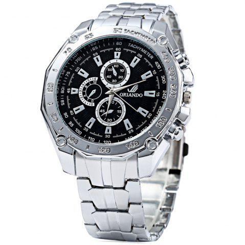 Store ORLANDO 410 Men Quartz Watch with Decorative Sub-dials