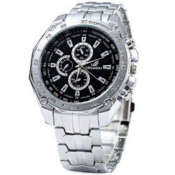 ORLANDO 410 Men Quartz Watch with Decorative Sub-dials