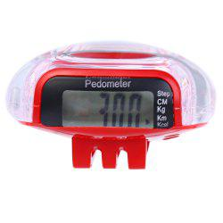 538 Electrical Pedometer with Square Shape -