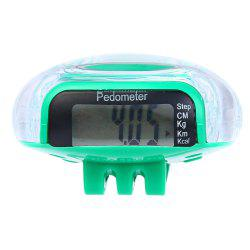 538 Electrical Pedometer with Square Shape