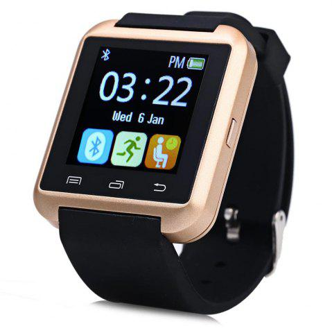 Fashion U8S Smart Bluetooth Watch with Pedometer for Sport