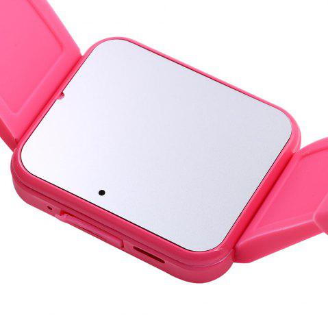 Cheap U8S Smart Bluetooth Watch with Pedometer for Sport - PINK  Mobile