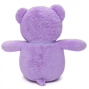 Rongzhimei 40cm Lavender Bear Light Scent Stuffed Toy Soft and Comfortable Lovely Bed Accompany -