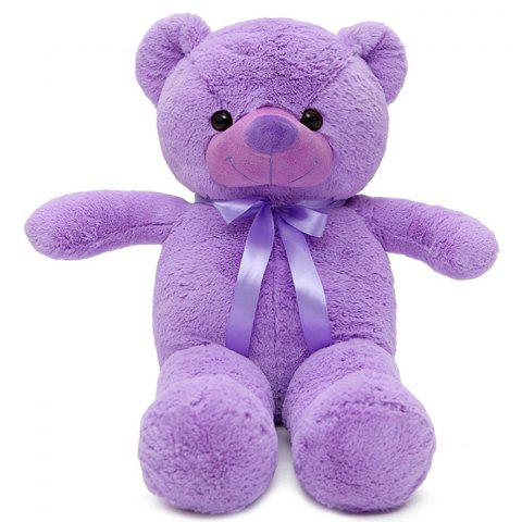 Discount Rongzhimei 40cm Lavender Bear Light Scent Stuffed Toy Soft and Comfortable Lovely Bed Accompany