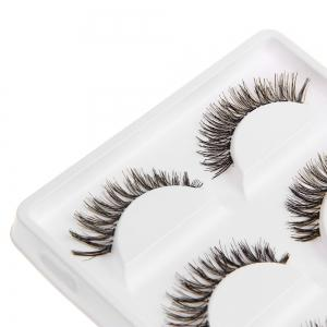 Exaggerated Eye Tail Lengthening Thick Reusable Fake Eyelashes -