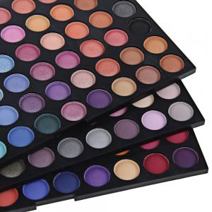 180 Colors Tender 3 layer colour makeup plate Eyeshadow -