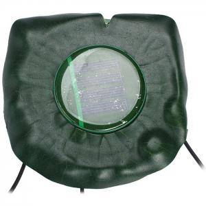 Solar Lotus LED Light Floating Pond Garden Pool Nightlight -