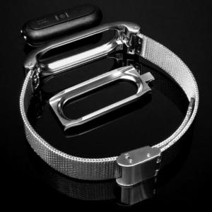 Anti-lost Milanese Style Stainless Steel Strap -