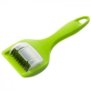 Green Onion Chopper Slicer Garlic Coriander Cutter Creative Kitchen Gadget -