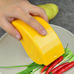 Creative Roller Style Herb Mincer Slicer Vegetable Seasoning Chopper -