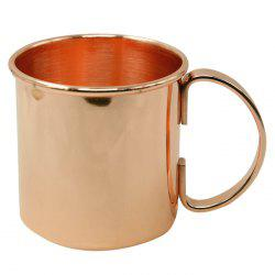 Mule Copper Mugs Practical Heat Insulation Cup