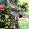 Glass Bird Style Automatic Drip Watering System Potted Plants Irrigation Controller - TRANSPARENT