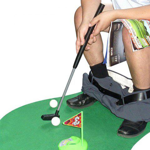 Sale Potty Putter Toilet Golf Game Indoor Fun Game Interesting Time