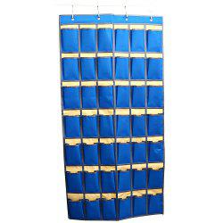 Multi-layer Mobile Phone Card 42 Grid Bag Home Classroom Small Gadget Container -