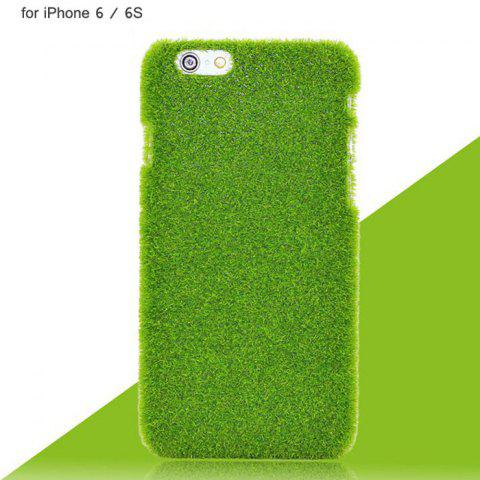 Discount Practical Lawn Style Phone Back Cover Case Protector for iPhone 6 / 6S