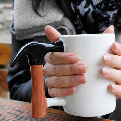 Buy Creative Ceramic Hammer Style Cup Unique Birthday Gift