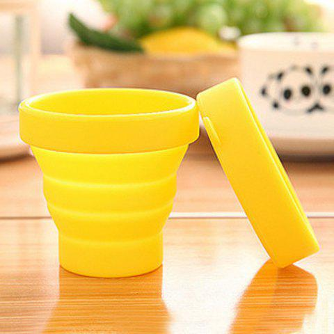 Hot Silicone Mini Flexible Cup Portable Folding Bottle for Travel Outdoor Trip