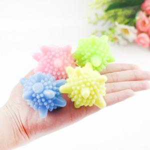 4PCS Magic Plastic Washing Ball Strong Decontamination Cleaning Tool -