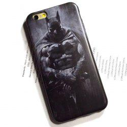 Cool Style Silicone Protective Back Cover Case for iPhone 6 6S -