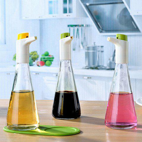 Affordable Containable Kitchen Leak Proof Vitreous Oil Bottle