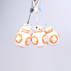 BB - 8 Robot Model Key Chain with Strap -