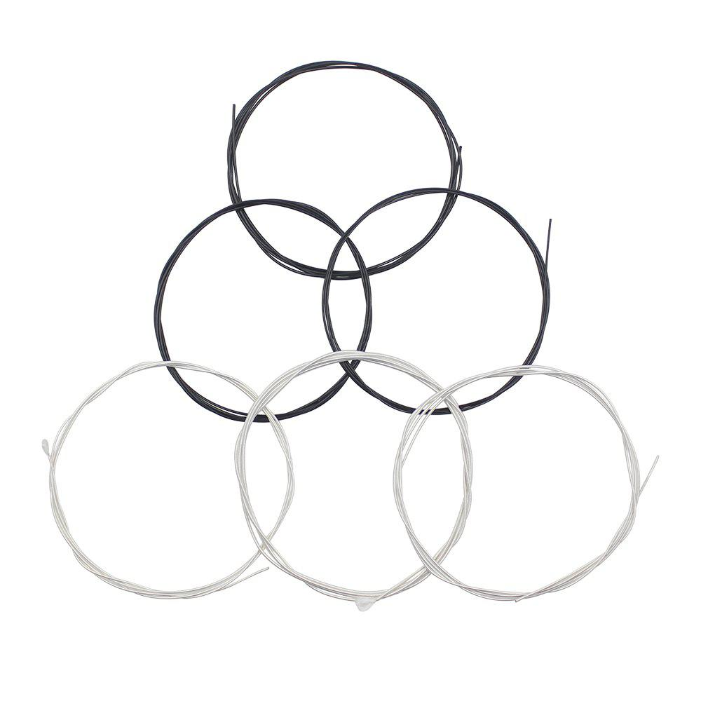 Outfits IRIN C101 6Pcs Classical Guitar String Musical Instrument Accessory