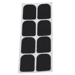 8Pcs Treble Sax Mouthpiece Patch Pad Cushion -