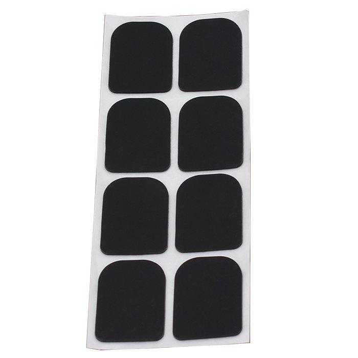 Outfits 8Pcs Treble Sax Mouthpiece Patch Pad Cushion