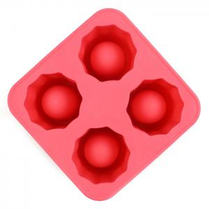 Silicone DIY Ice Mold Cool Drinks Chocolate Mould for Party - COLORMIX