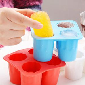Silicone DIY Ice Mold Cool Drinks Chocolate Mould for Party
