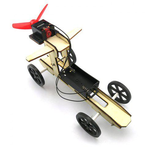 Shop DIY Wind Car 003 Assemble Battery Operated Educational Toy - COLORMIX  Mobile