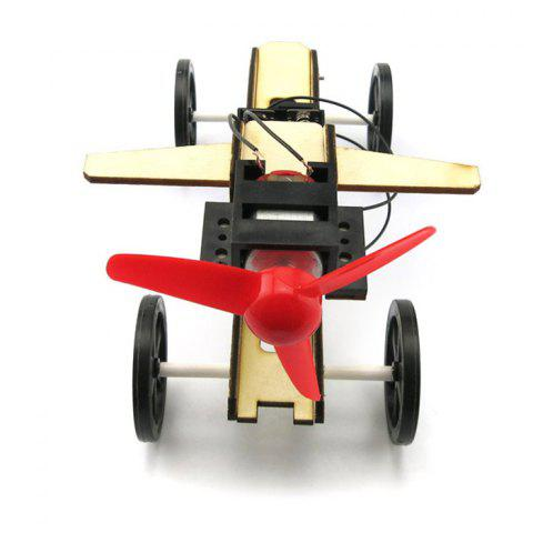 Fancy DIY Wind Car 003 Assemble Battery Operated Educational Toy - COLORMIX  Mobile