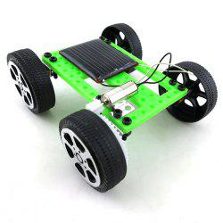 DIY Solar Car Mini No.2 Model Assemble Toy Educational Novel Gift