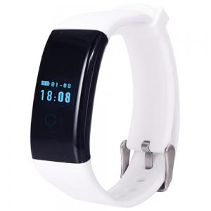 D21 Smart Bracelet Watch Bluetooth 4.0 SMS Reminder Sleep Tracker Calorie Burning Incoming Call Show for Sports -