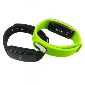 ID107 Smart Watch with Heart Rate Monitor Pedometer Remote Camera Function -