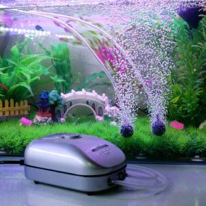 Multi-functional Aquarium Mute Fish Tank Oxygen Air Pump