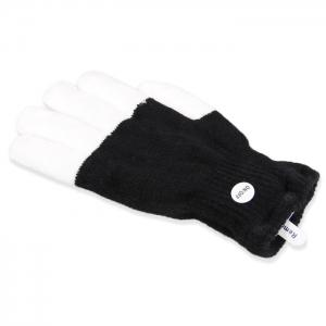 Popular Cotton Gloves with LED Light Fun Party Favor Trick Game -