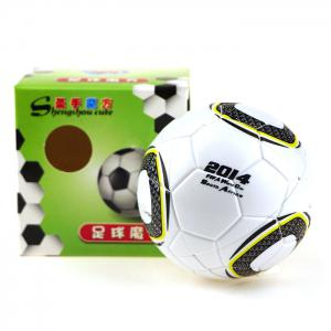 Shengshou Cube Football Design Mini Cube Fun Educational Toy -