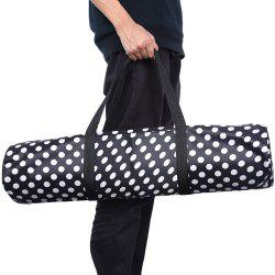 Durable Water Resistant Yoga Mat Backpack Pouch