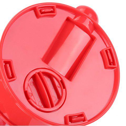 Fancy Cute Mini Candy Gumball Dispenser Vending Machine Saving Coin Bank Kids Toy - RED  Mobile