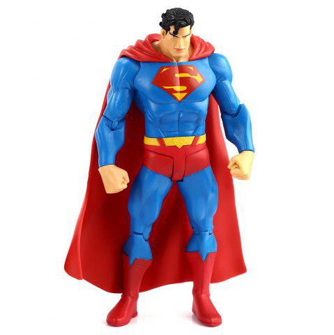 7 inch Hero Plastic Action Figure Toy